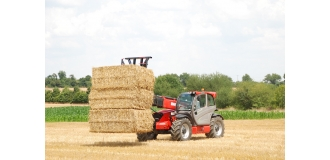 Square Bale Clamp